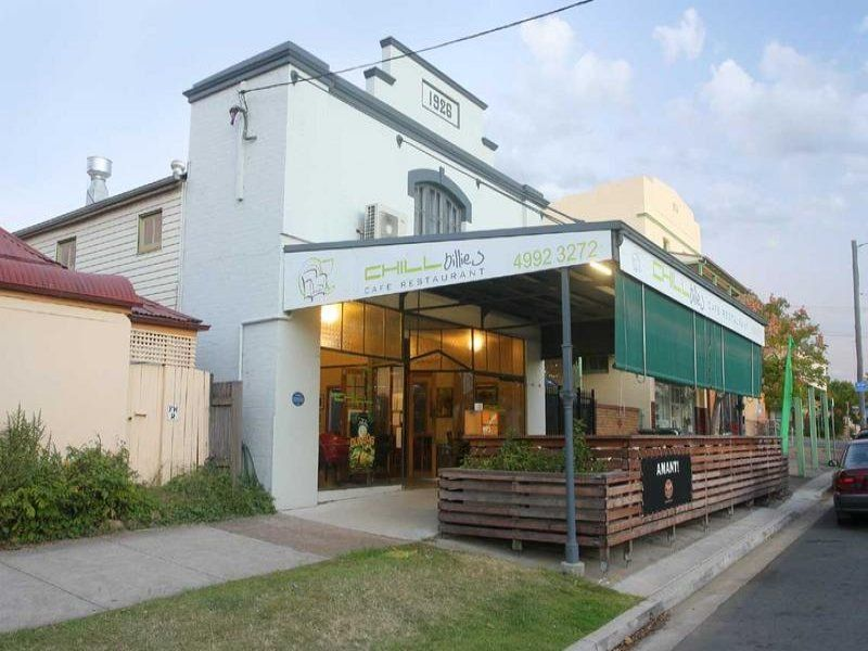 Iconic Dungog freehold building (1888), outstanding investment opportunity