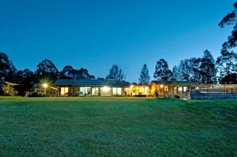 Eco-friendly, tranquil rural lifestyle property in sublime location