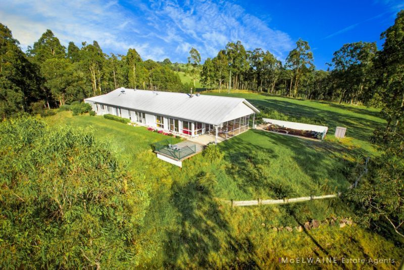 HIA award winning lifestyle residence in a sublime rural setting