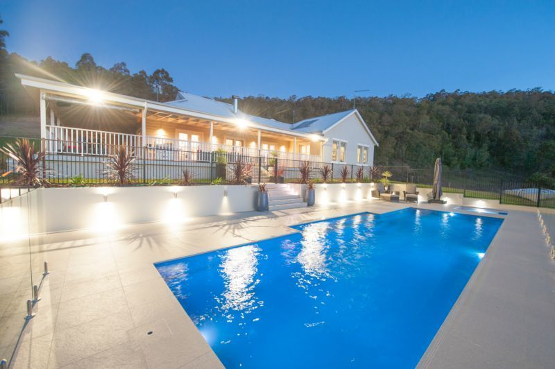 The epitome of lifestyle living on 40 sublime acres