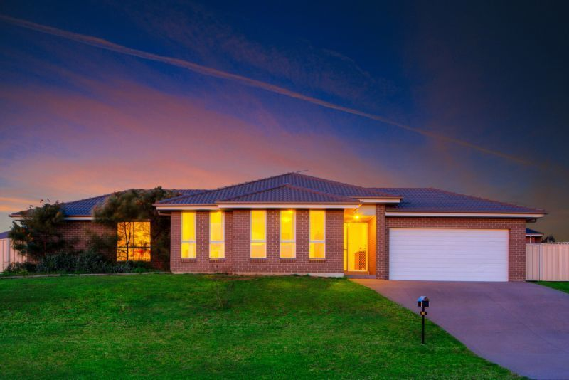 Family lies at the heart of this impressive modern home