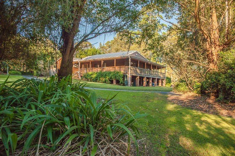 Enjoy three breathtaking, rural acres from your wrap-around verandah