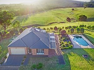 The home, land, views and tranquillity – dreams can come true