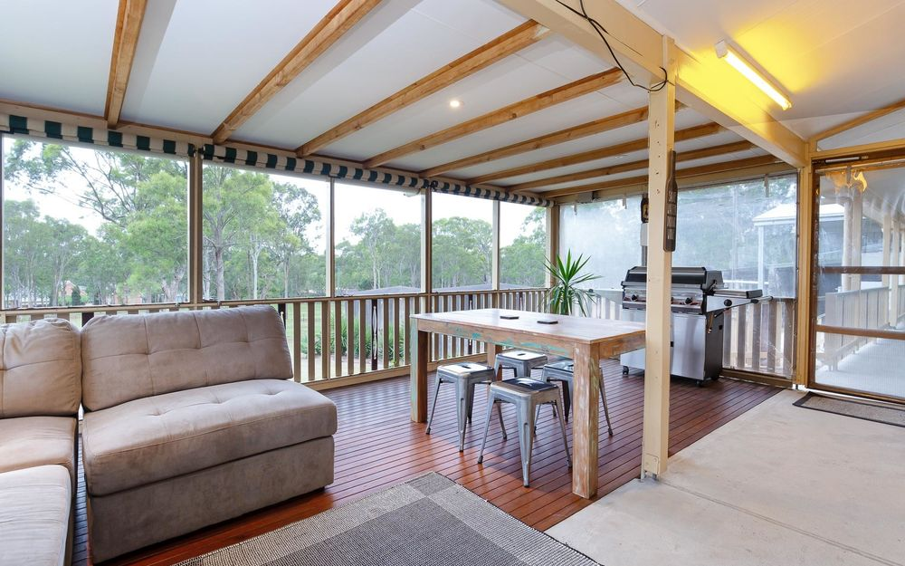Idyllic country homestead set among the gum trees