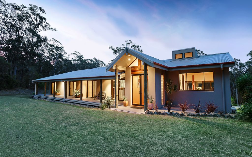 One-of-a-kind eco-friendly rural home