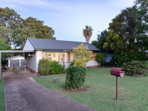 Homely split-level family idyll that's been lovingly updated