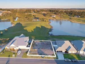 Perched on the edge of Bolwarra Lagoon
