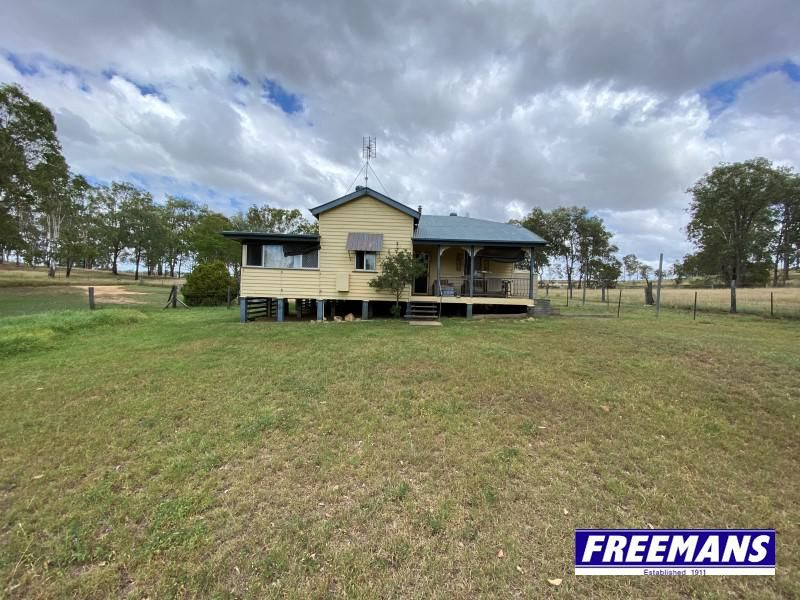 Just under 10 acres, only minutes to Kingaroy CBD