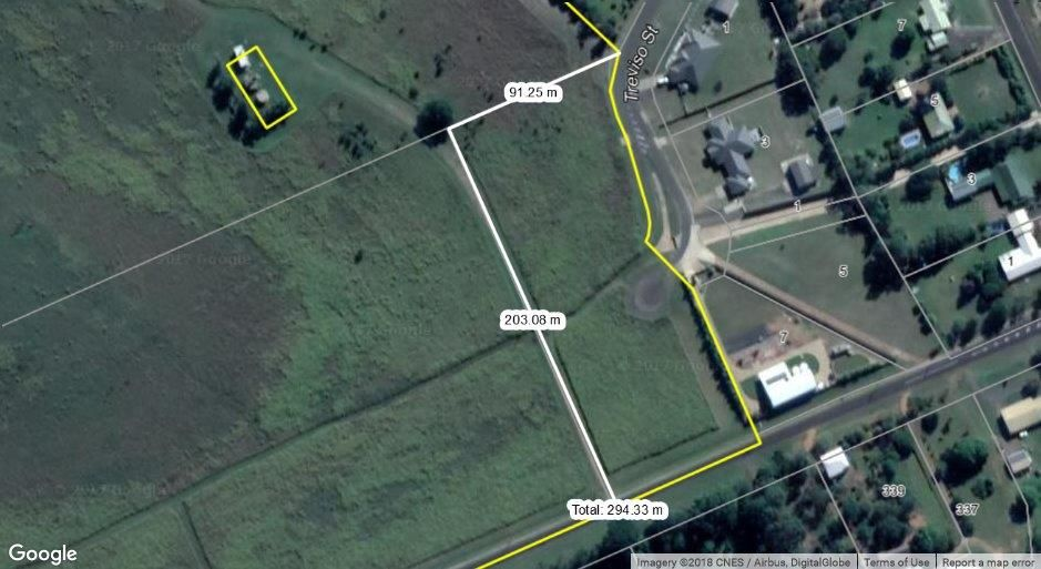 LAND SUBDIVIDABLE – 4 MEGS OF WATER O/A $350,000