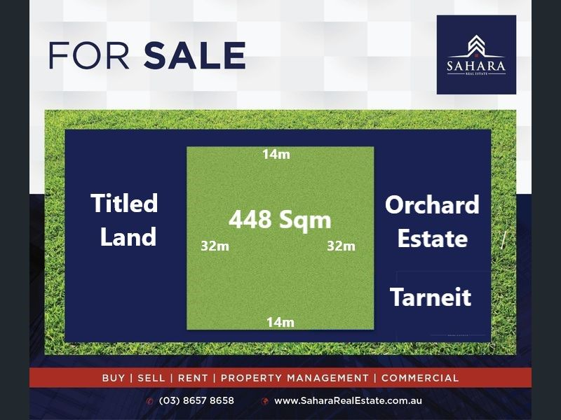 Titled Block of Land – Build Your Dream Home in Family-Focused Orchard Grandeur!!