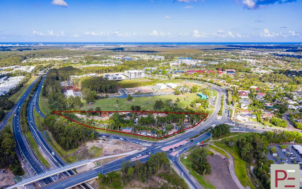 Strategic 'High Density Zone'  21,400m2 Sippy Downs Development Site