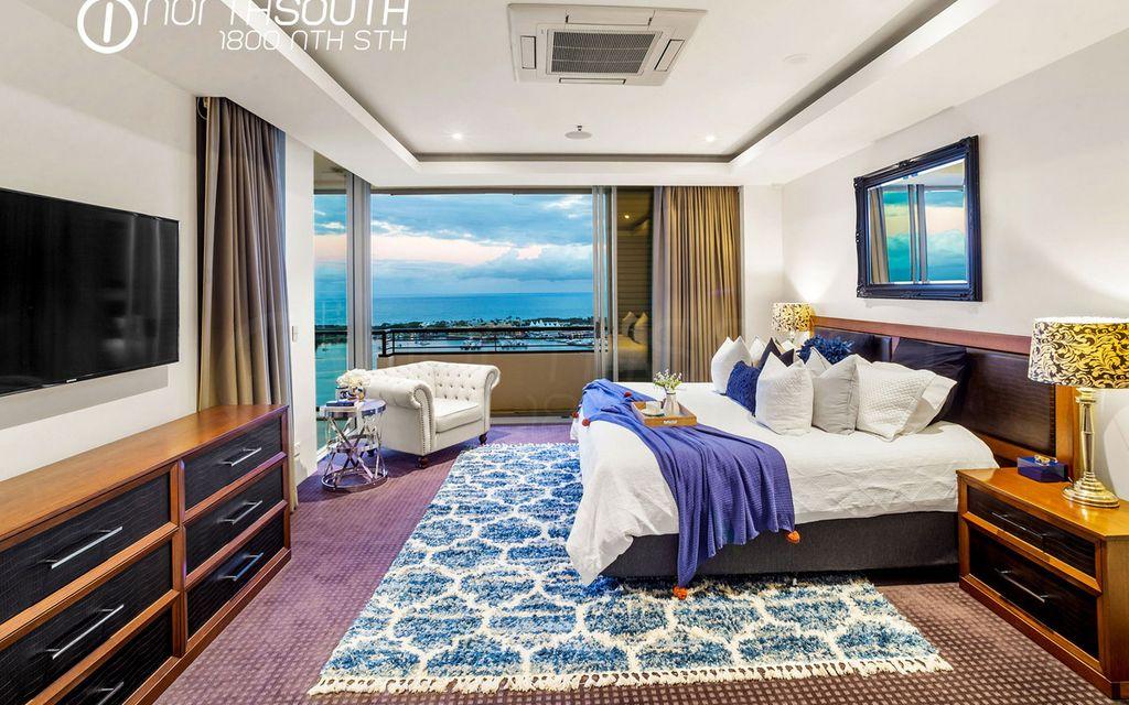 Gold Coast Sky Sanctuary – Full floor Penthouse