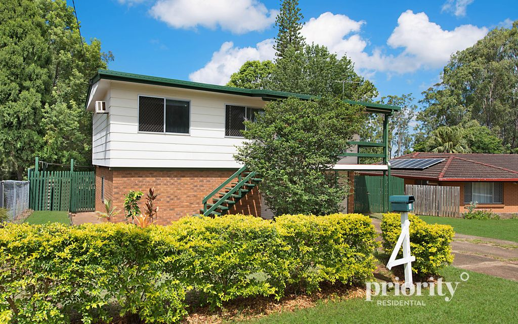 Position and potential in Strathpine