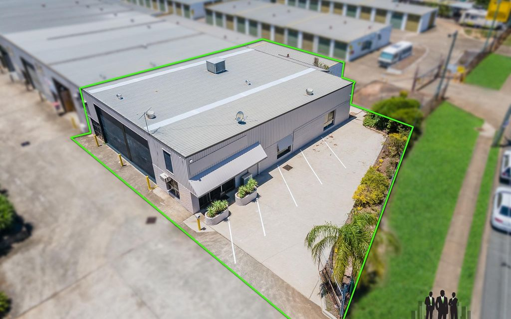 Newly Refurbished Industrial Warehouse