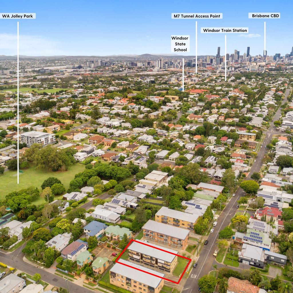 Lifestyle and Location in Lutwyche