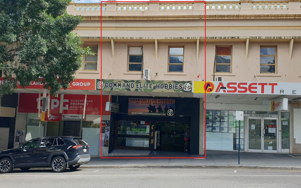 IPSWICH CITY CENTRE INVESTMENT