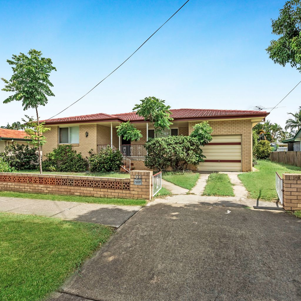 SOLID LOWSET BRICK HOME – MINUTES FROM IPSWICH CBD