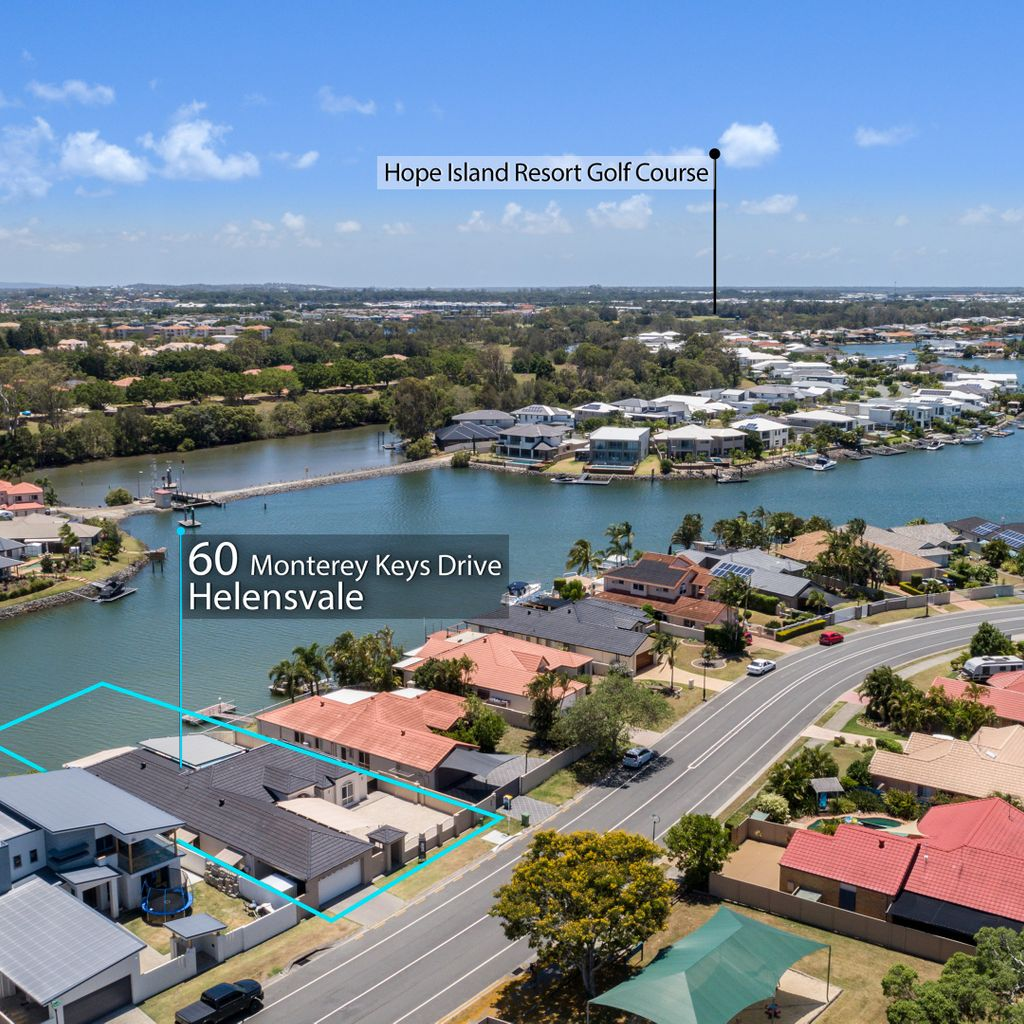 Single level, fully renovated, waterfront family home on 819m