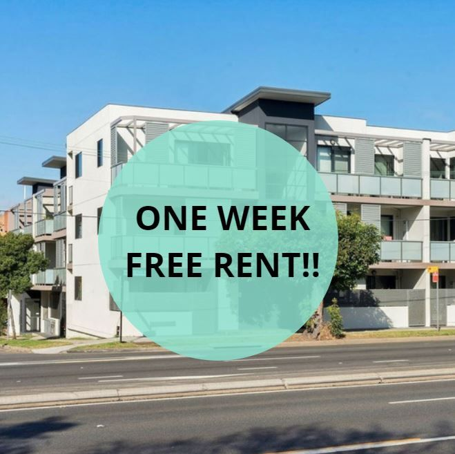Offering One Week Free Rent!!