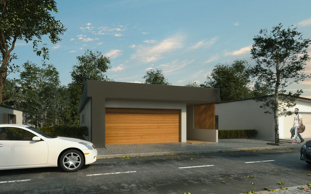 Nice  lot for building in Brookwater ( Full Turnkey )