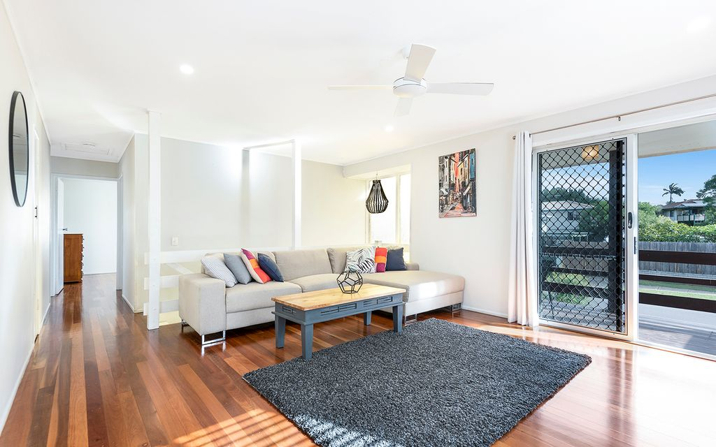 Large Renovated Highset Home with air conditioning