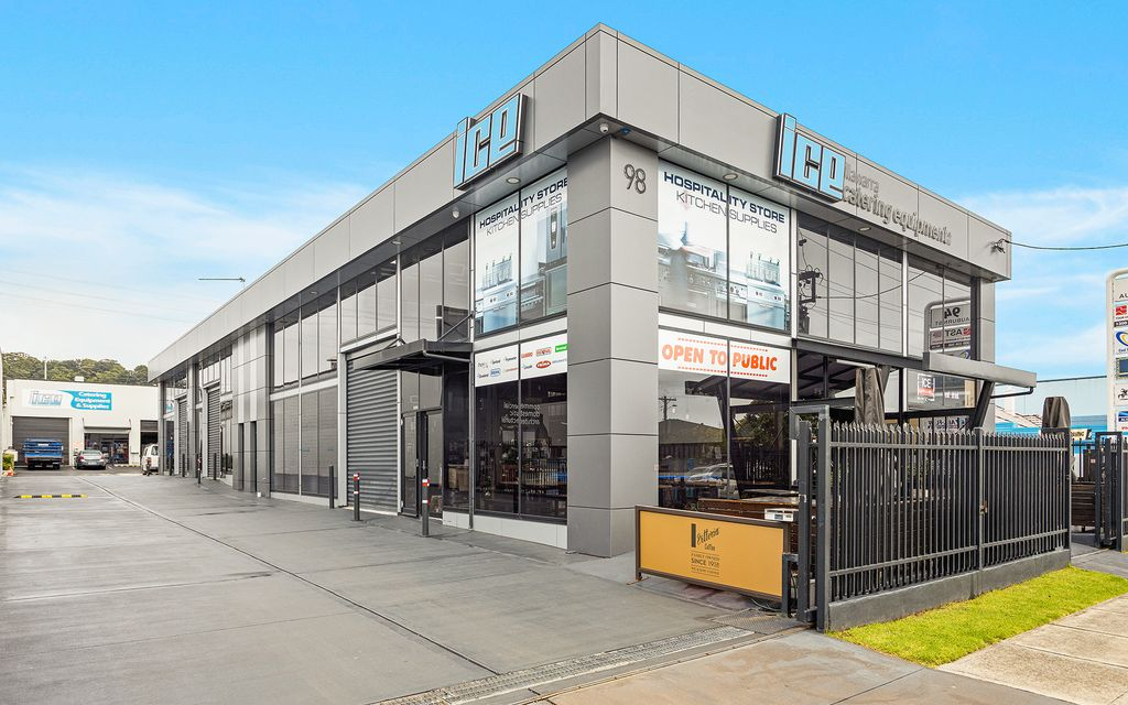 A Rare opportunity to secure modern facility in Wollongong CBD