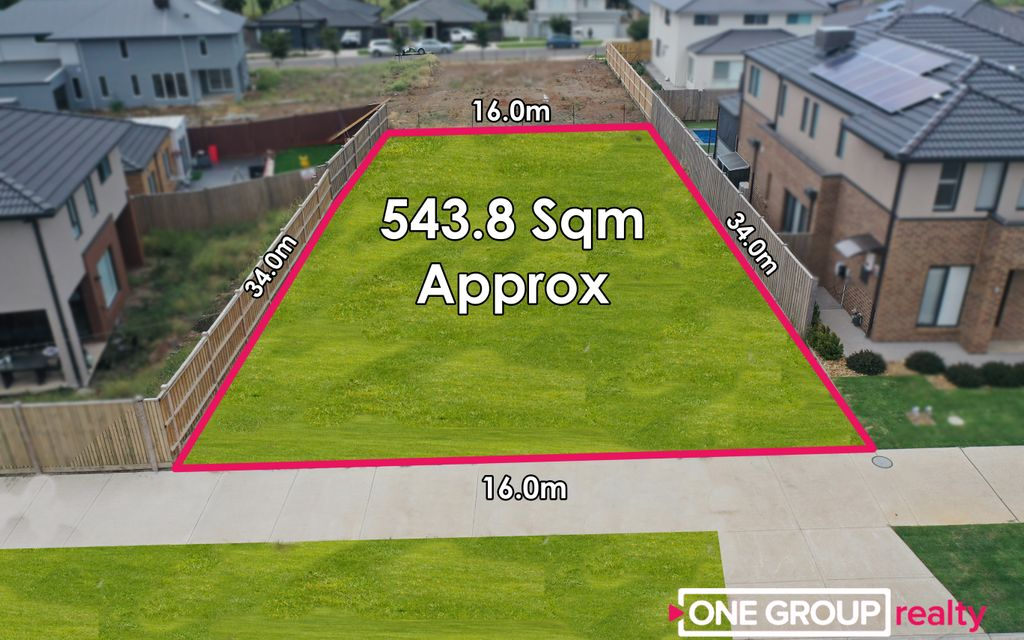 Build your dream home here on544sqm land with 16m frontage