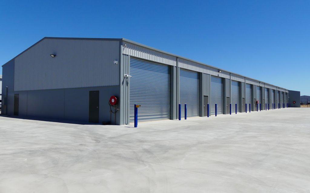 Shepparton Central Storage