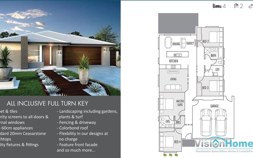 House and land Package ( Yarrabilba )