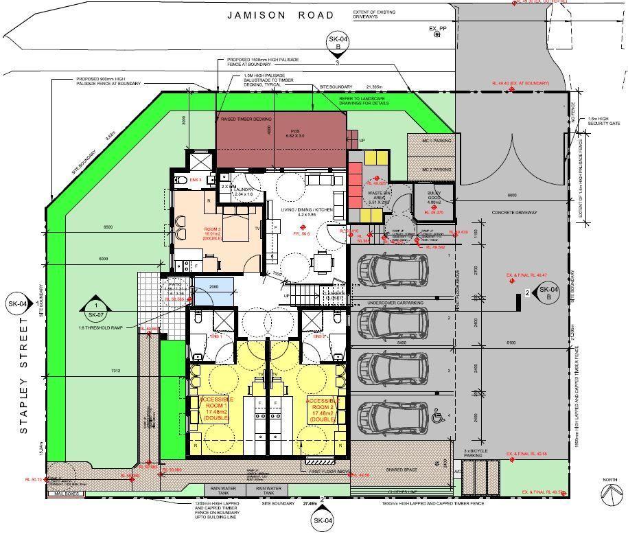 DA Approved Boarding House