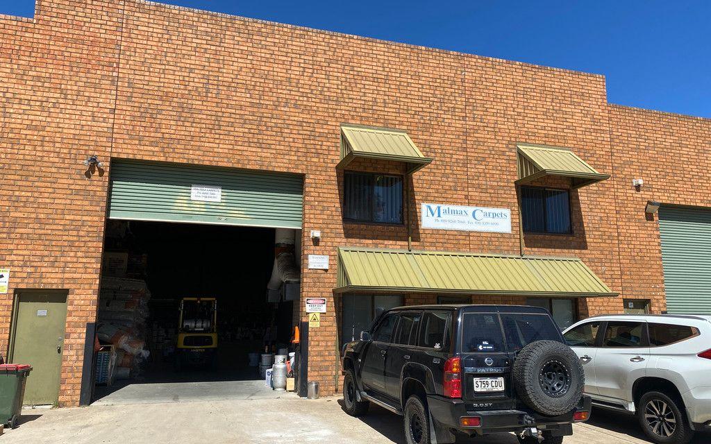 Solid Brick Warehouse