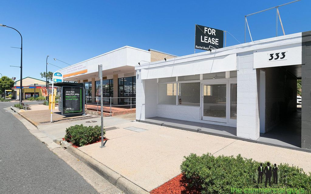 Office/Retail Opportunity Along Busy Main Road