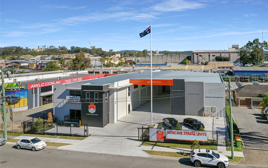 Industrial Storage Unit – Great Location