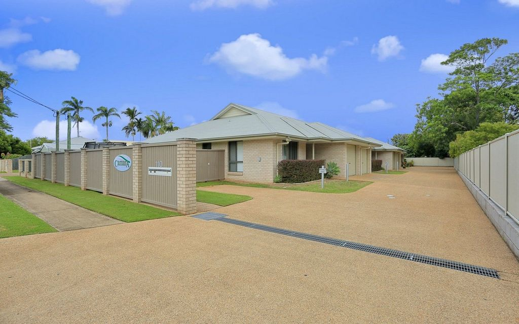 Neat and tidy unit – Located in the popular hospital precinct.