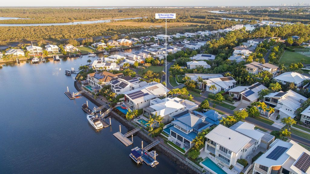 The Ultimate Waterfront Family Home