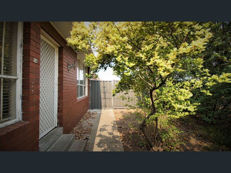 Rare Opportunity With Spacious Secured Courtyard