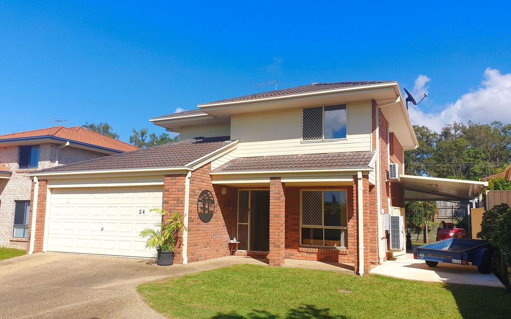 Large 2 story family home with extensive upgrades…….