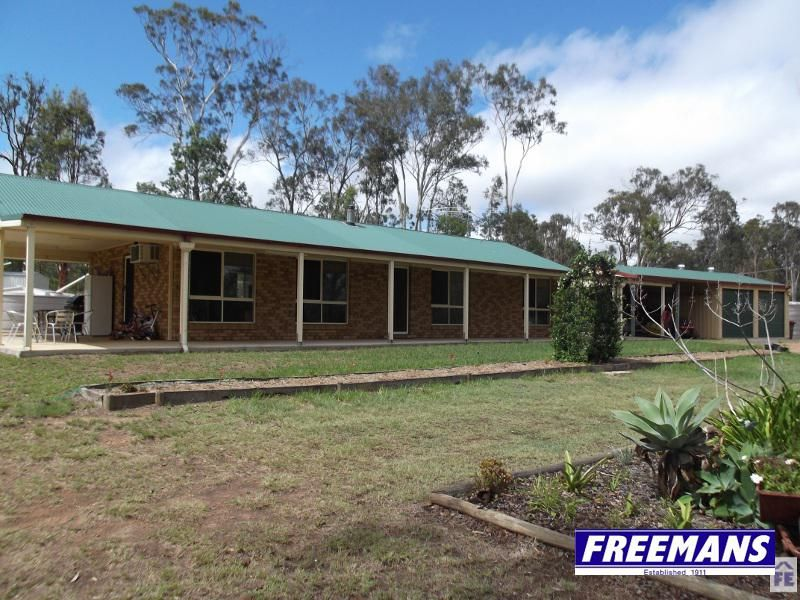 5 Acres with Town Water, minutes to Kingaroy