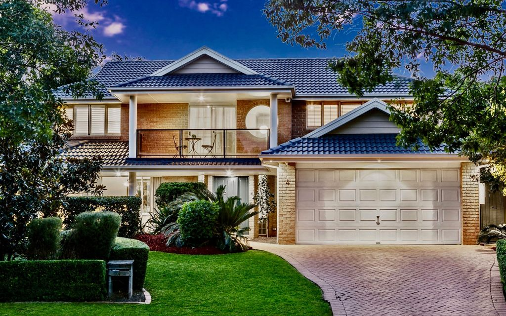 Stunning family home in a prized Bella Vista location