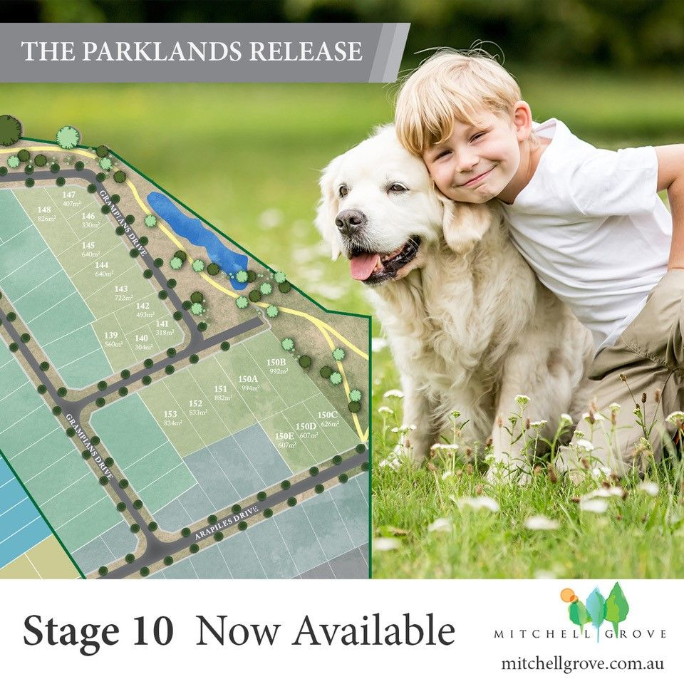 THE PARKLANDS RELEASE (STAGE 10 MITCHELL GROVE)