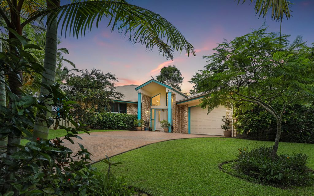 Stunning executive home in desirable Buderim locale