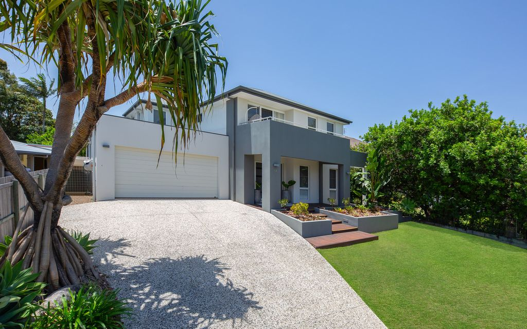 High End Family Home in Central Maroochydore