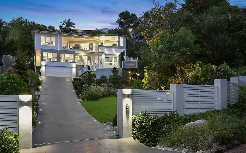 Luxury blends with nature at this stunning Yaroomba home