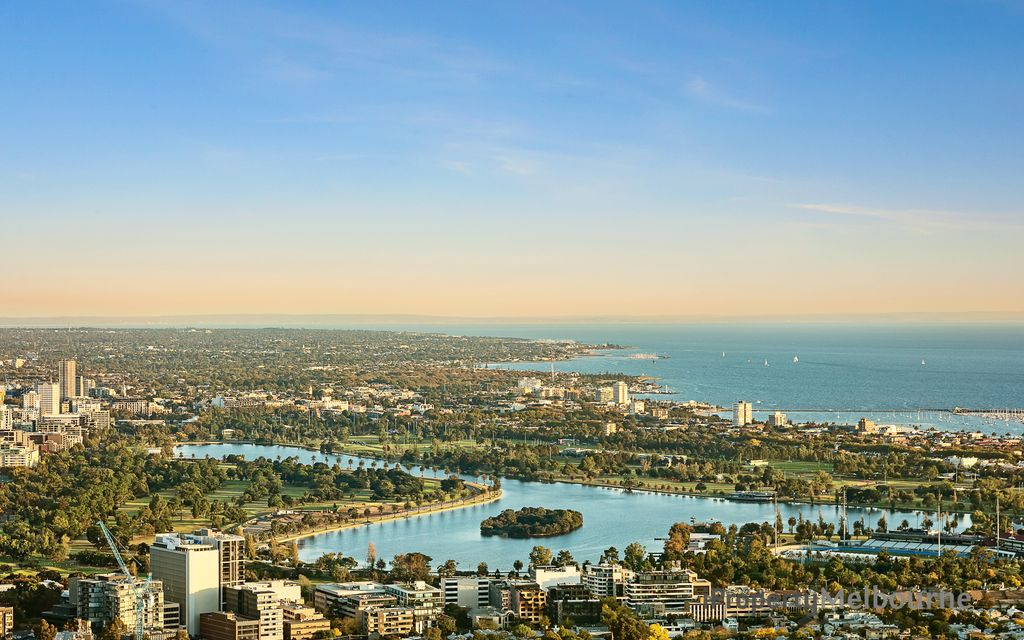Panoramic views and world class facilities.