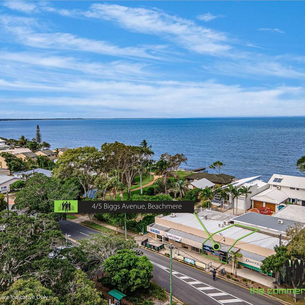 Exceptional Retail/Office In Coastal Location