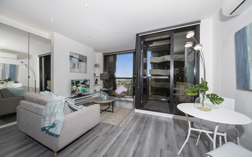 Modern and Large One Bedroom Apartment in FULTON LANE