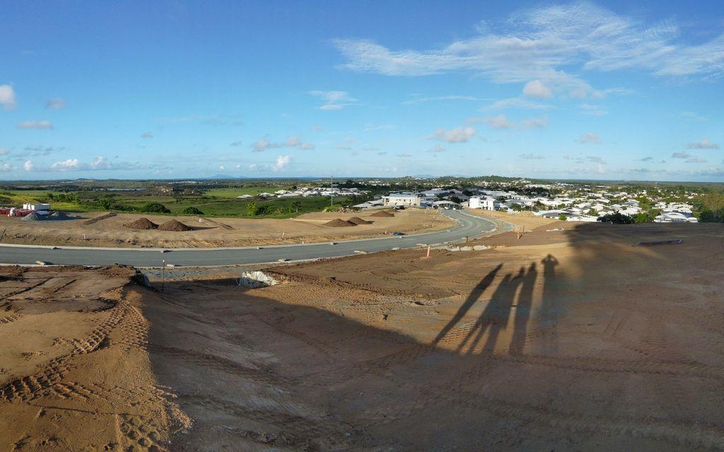 Ocean views and scenery over Mackay!