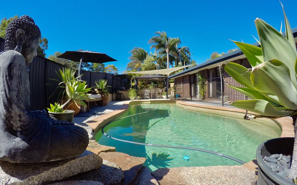 Hidden Oasis with Inground Pool