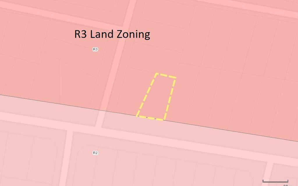 Development Opportunity – R3 zoning