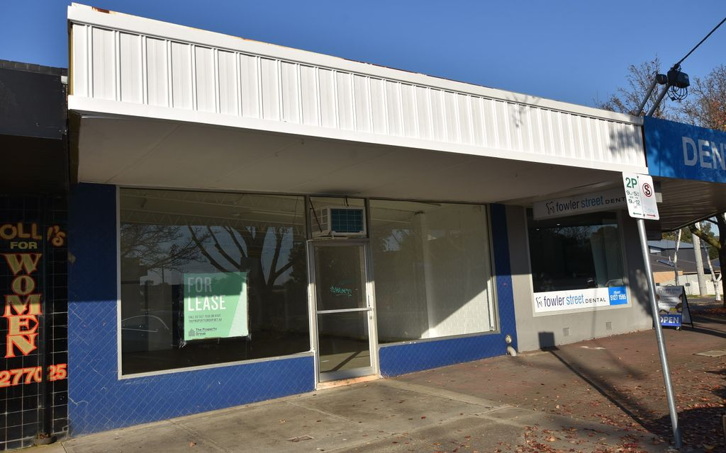 Budget Priced Commercial Site With Main Road Frontage